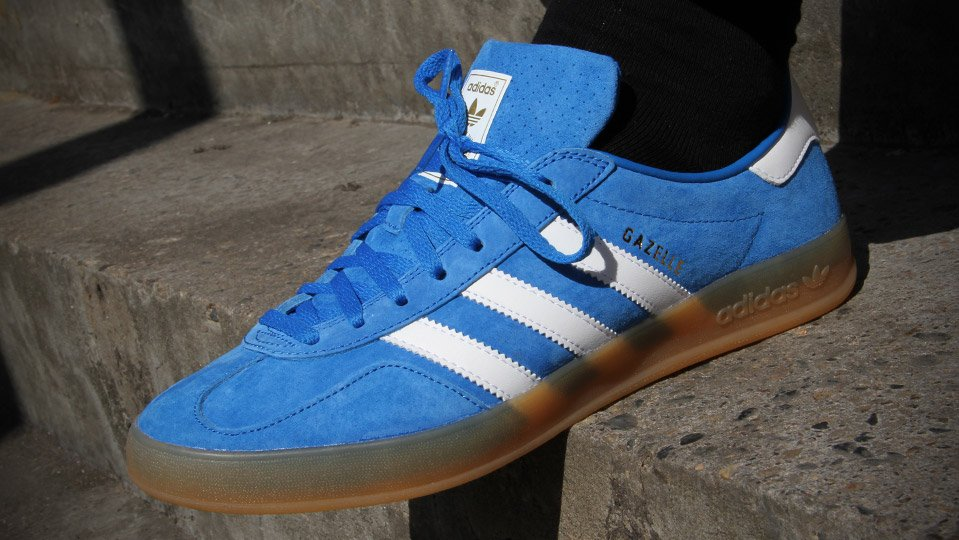 adidas Originals Gazelle Indoor Pre-Order at Aphrodite 358eae0c9f6e