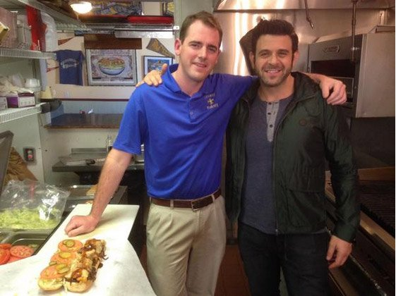 Pretty Green Adam Richman