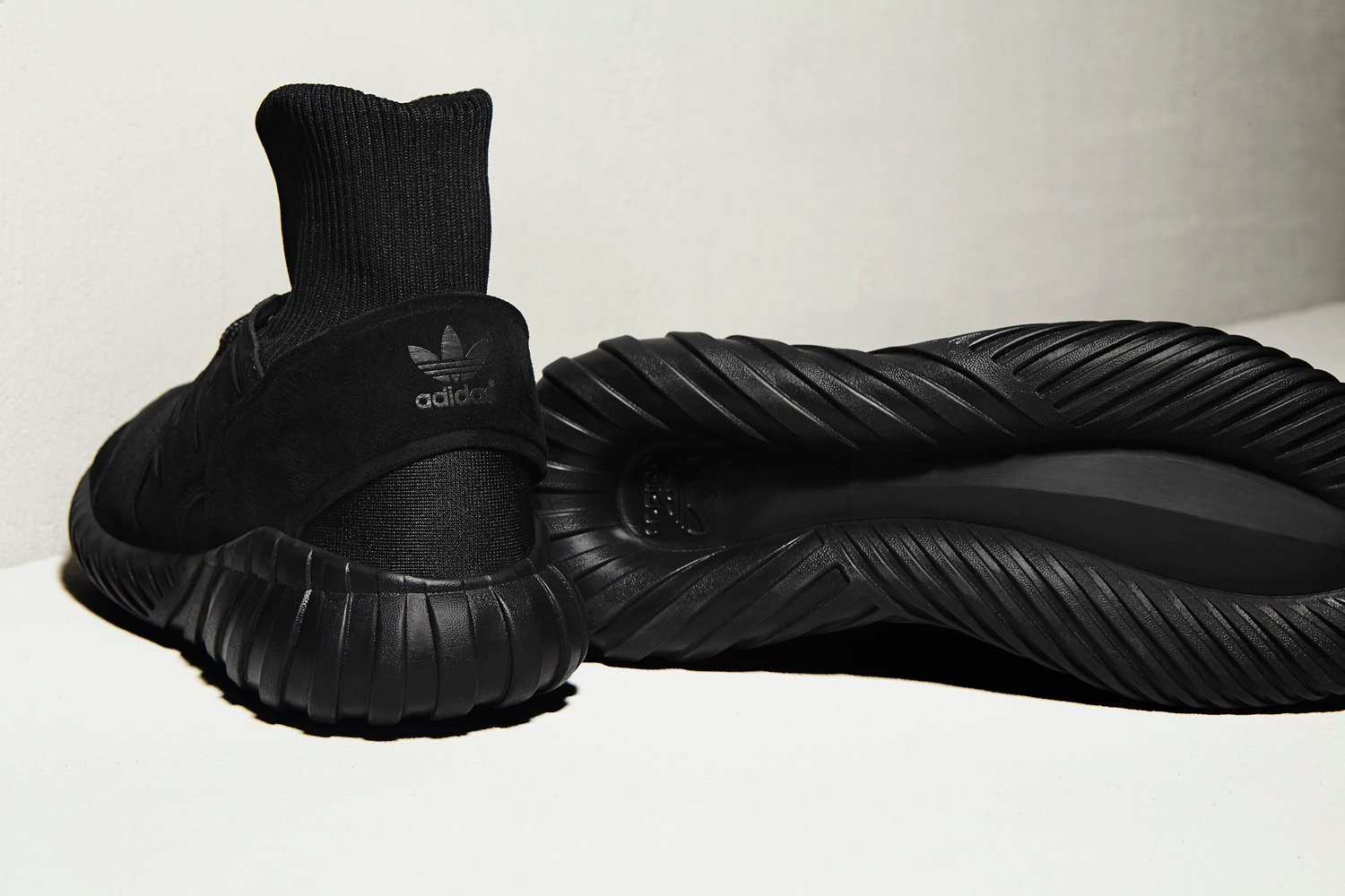big sale e83d5 5f57d Aphrodite will be stocking the Tubular Doom in Triple Black both online and  in store from Saturday 16th April priced at £110.