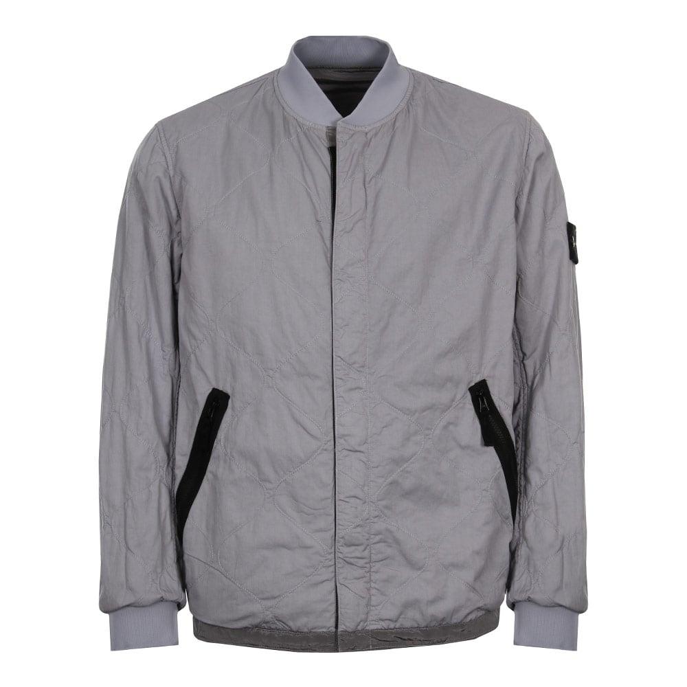 Stone Island Reversible Jacket purple