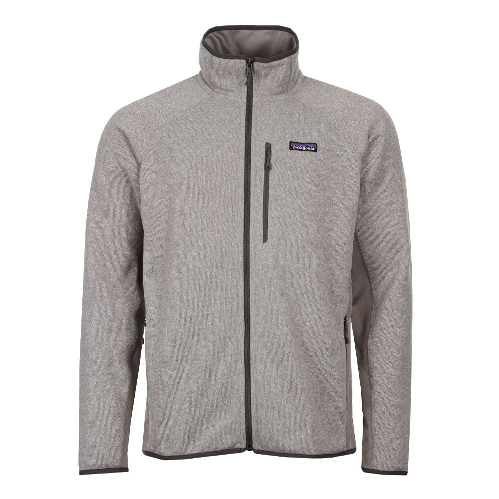 Patagonia Better Sweater in Grey