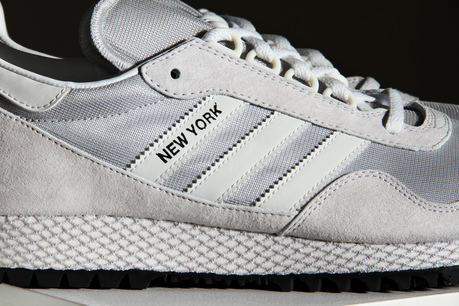 adidas New York White