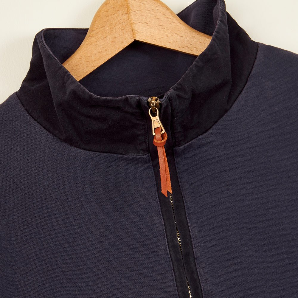 Albam Sweatshirt in Navy