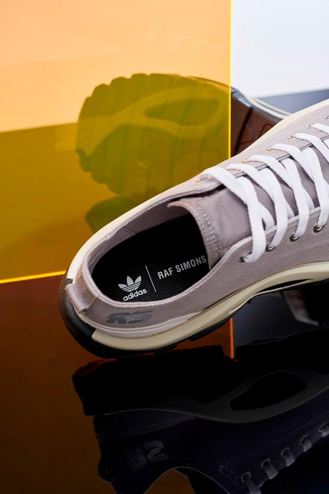 adidas x Raf Simons Detroit Runners Closeup