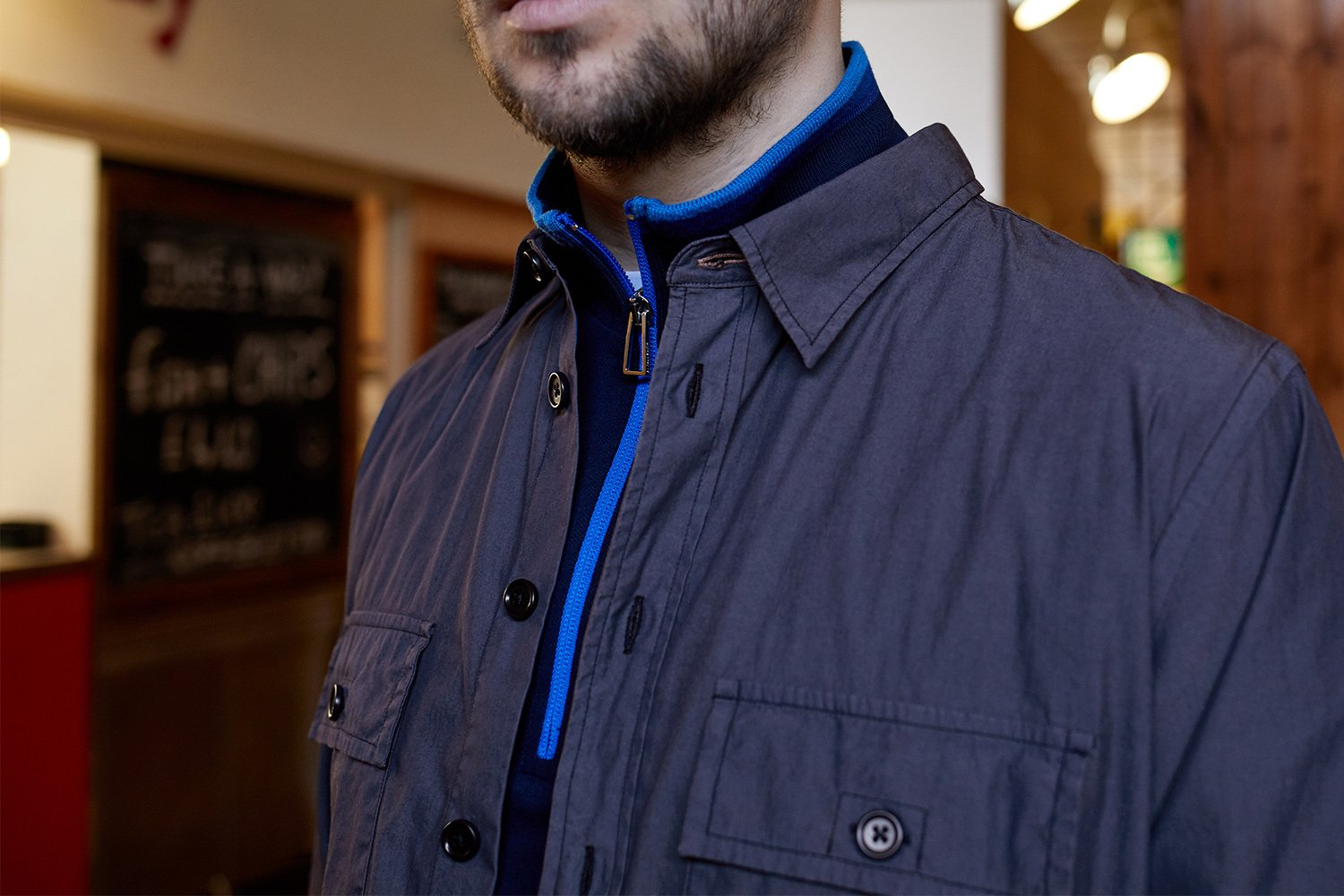 Paul Smith PS Overshirt