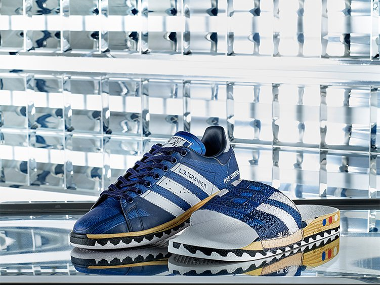 best website c915f 26f62 adidas By Raf Simons L.A. Trainers