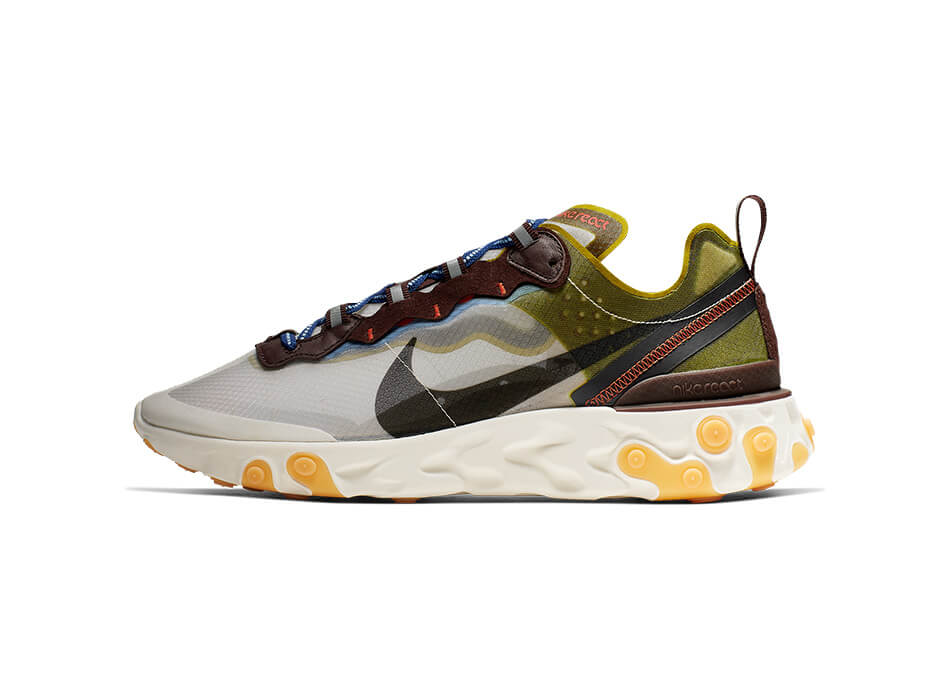 Nike React Element 87 Trainers