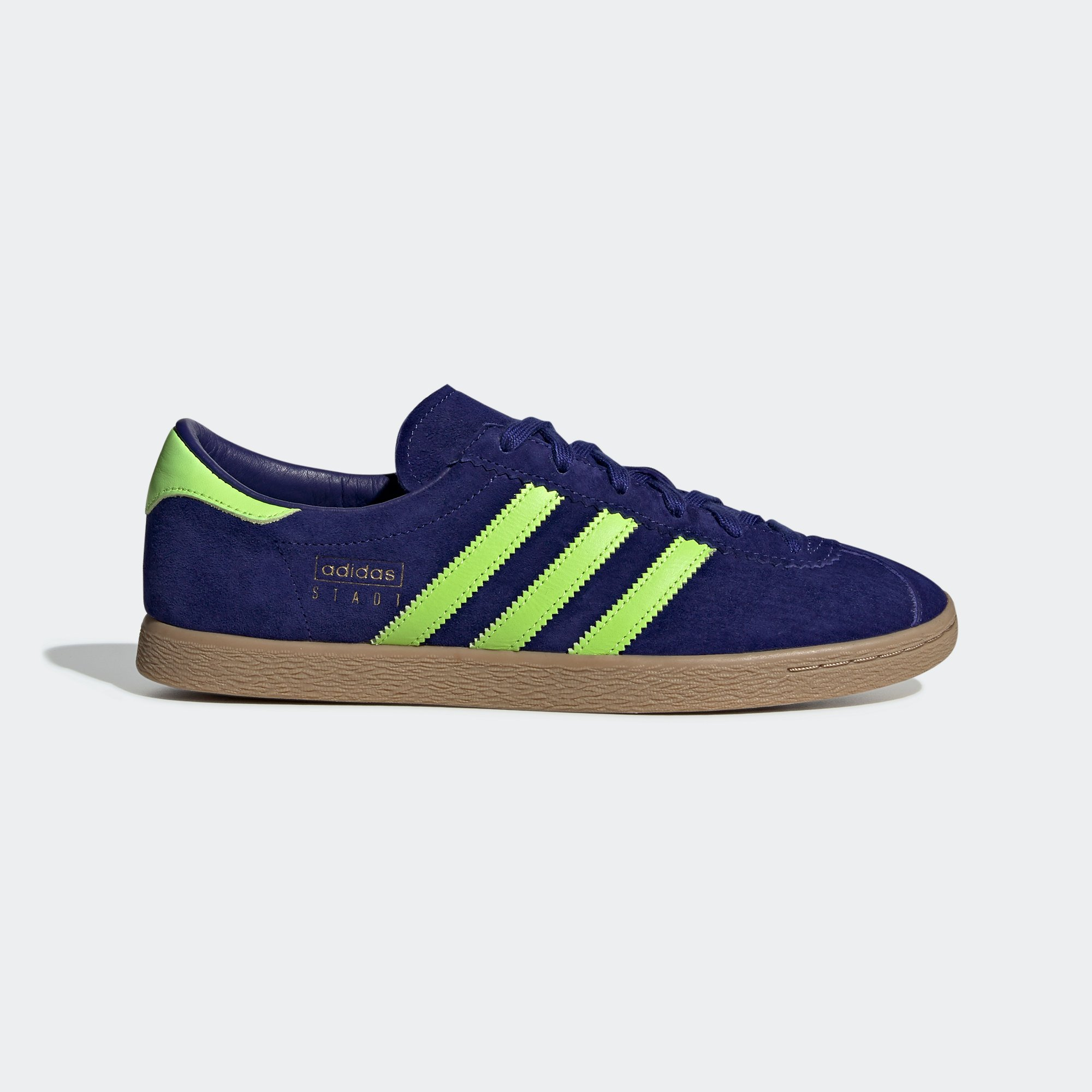 adidas Stadt Trainer Real Purple