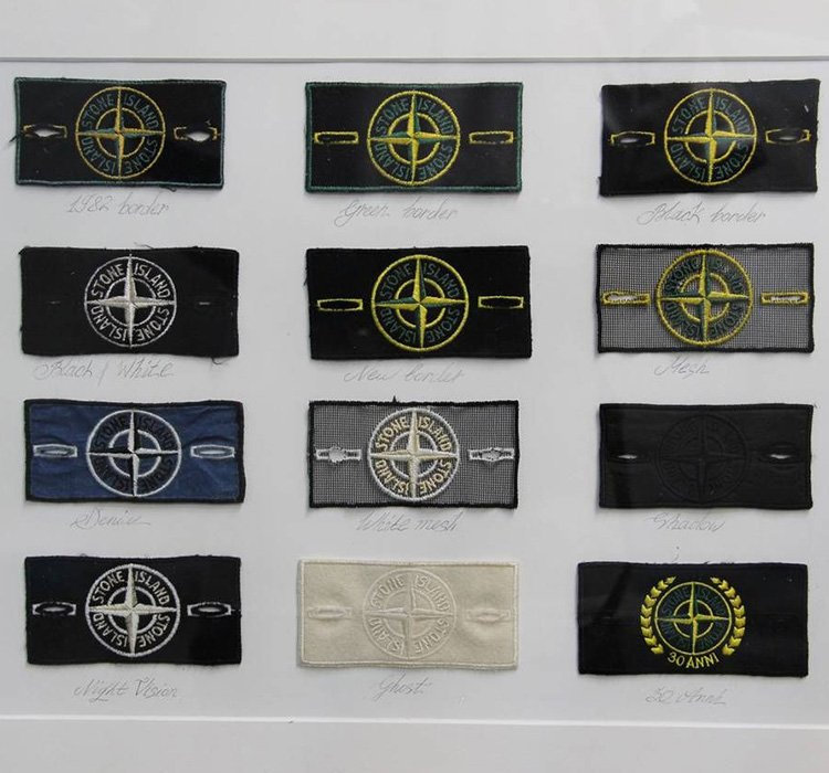 Stone Island Patches